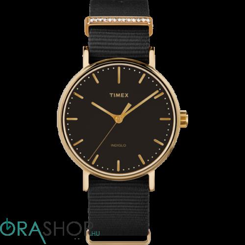 Timex női óra - TW2R49200 - Fairfield Women's Crystal