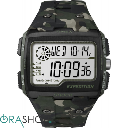 Timex férfi óra - TW4B02900 - Expedition