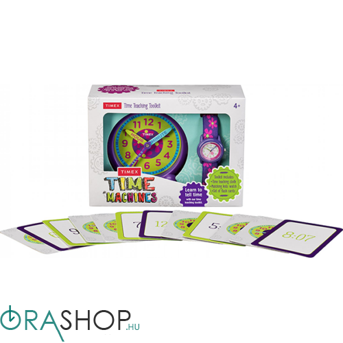 Timex gyerek óra - TWG014800 - Time Teaching Toolkit