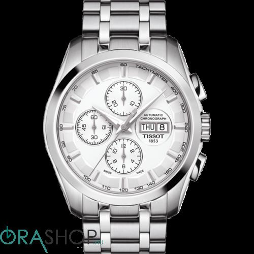 Tissot férfi óra - T035.614.11.031.00 - Couturier Automatic Chronograph