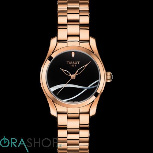 Tissot női óra - T112.210.33.051.00 - T-Wave