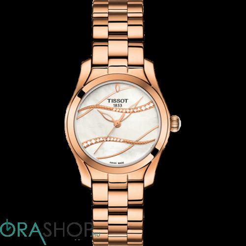 Tissot női óra - T112.210.33.111.00 - T-Wave