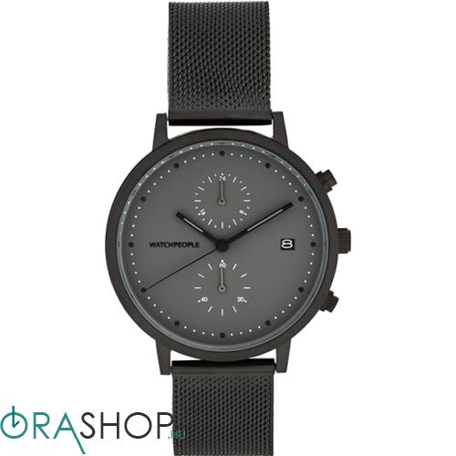 Watchpeople férfi óra - WP050-02 - Cosmo Black