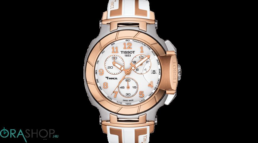 Tissot férfi óra - T048.417.27.012.00 - T-Race Chronograph - Tissot ... 1553135e23