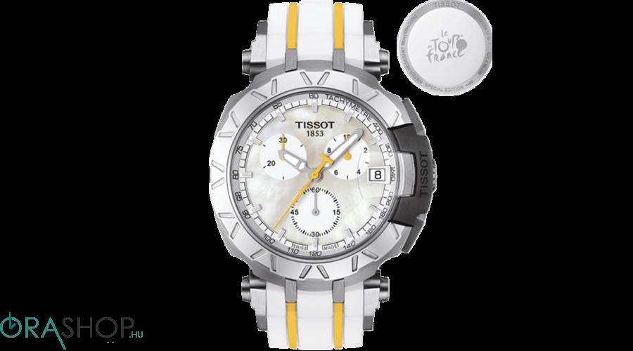 Kép 1 2 - Tissot férfi óra - T092.417.17.111.00 - T-Race Tour de France 2016 34a41cf772