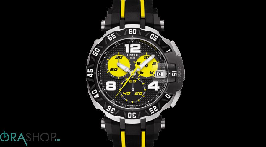 Kép 1 2 - Tissot férfi óra - T092.417.27.057.00 - T-Race Thomas Luthi 2015 51568cdbb9