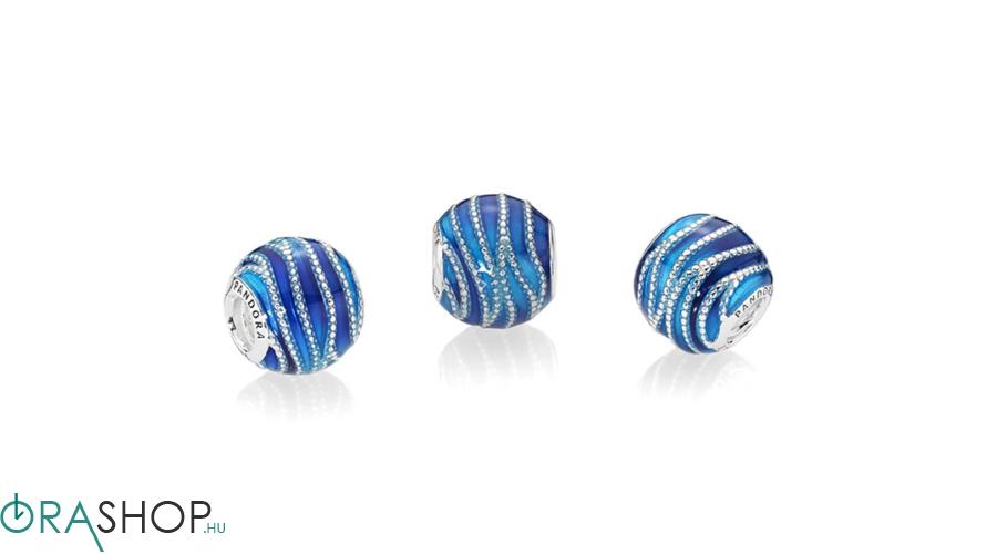 67a9c858946e Pandora kék örvény charm - 797012ENMX - Pandora charmok - Orashop.hu ...