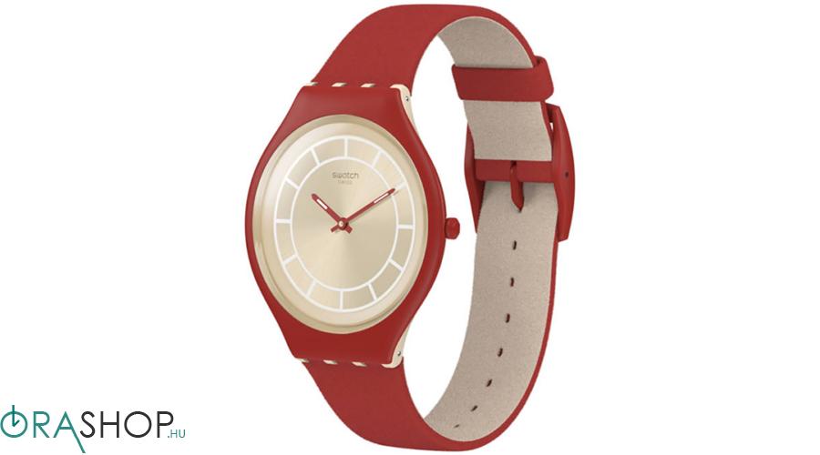 Swatch női óra - SVUR100 - Skinhot - Swatch Skin - Orashop.hu ... 09866897b0