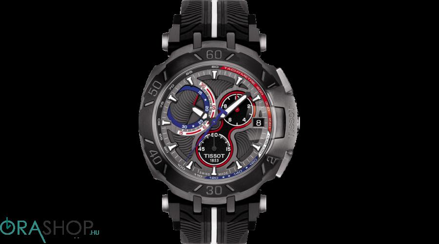Kép 1 2 - Tissot férfi óra - T092.417.37.061.01 - T-Race Nicky Hayden 2017 c37ecf0055